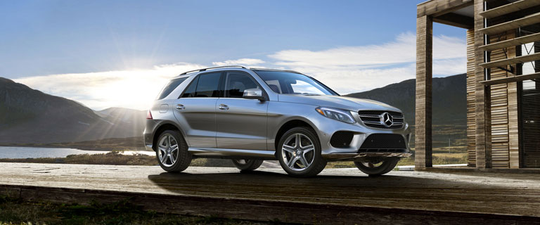 Gle suv mercedes benz for Mercedes benz pay bill