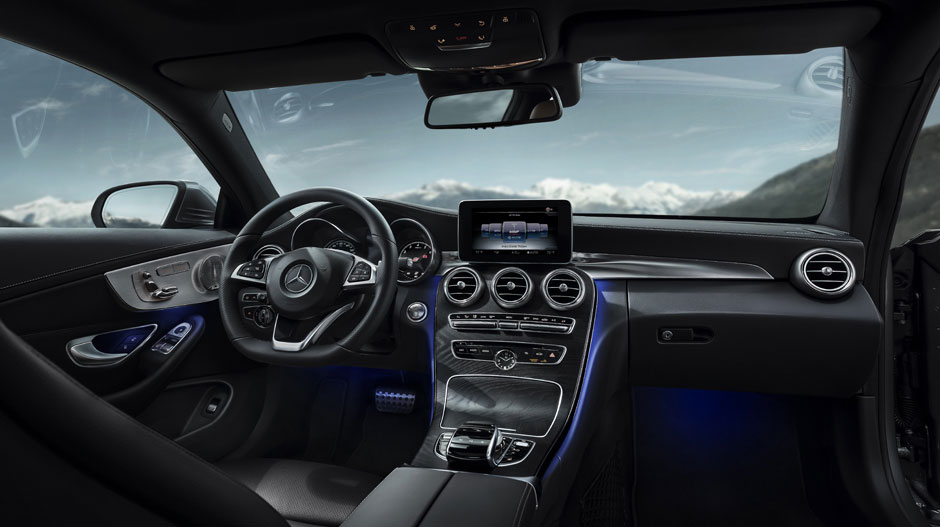 Mercedes-Benz 2016 C COUPE GALLERY 003 GOI D