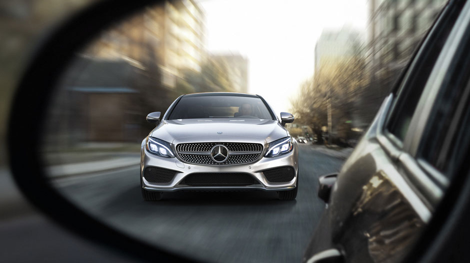 Mercedes-Benz 2017 C COUPE GALLERY 025 GOE D