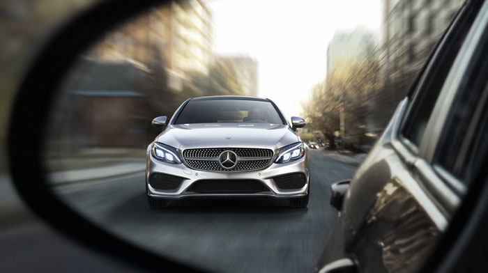 C300 Coupe in Selenite Grey with Premium 3 and Sport Packages