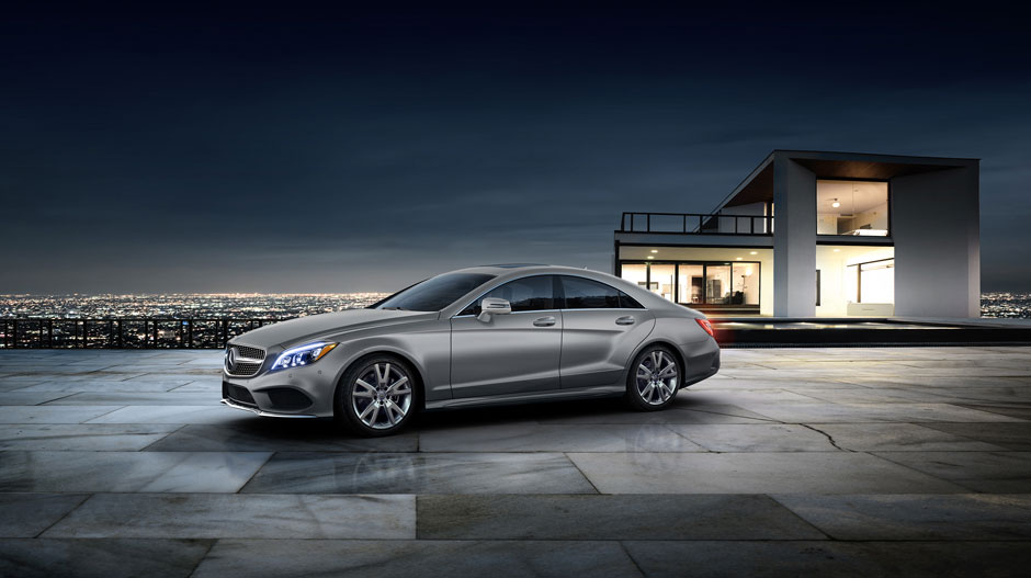 Mercedes-Benz 2017 CLS CLASS COUPE GALLERY 003 GOE D