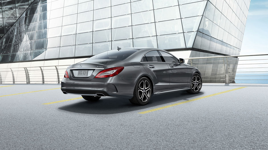 Mercedes-Benz 2017 CLS CLASS COUPE GALLERY 009 GOE D