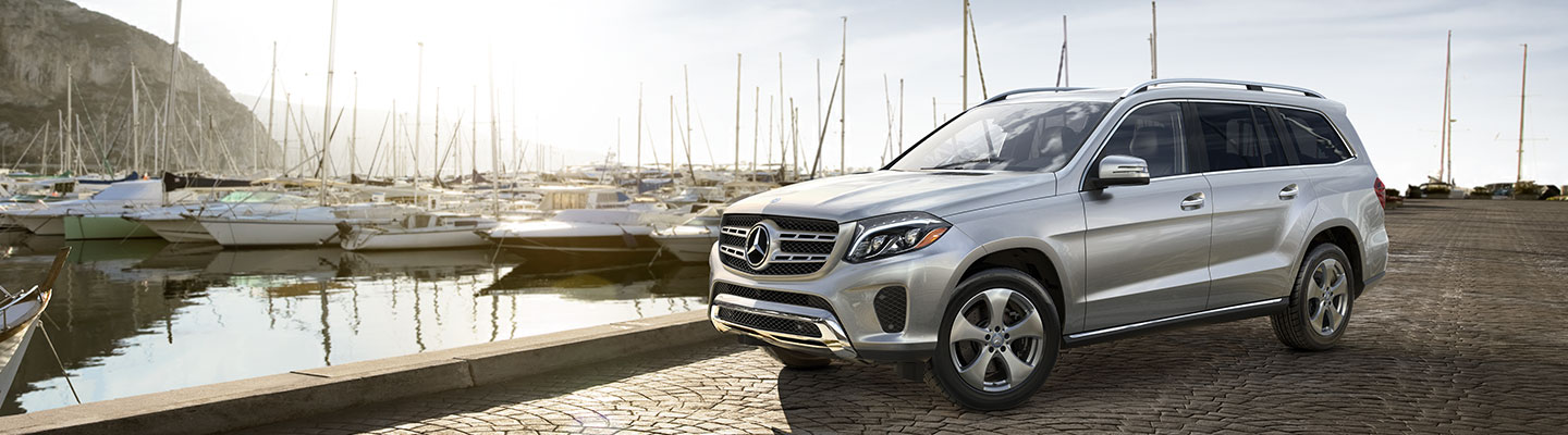 Build your own vehicle custom gl class suv mercedes benz for Mercedes benz pay bill