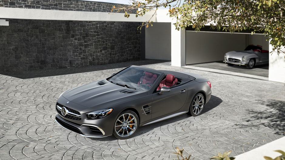Mercedes-Benz 2017 SL ROADSTER GALLERY 022 GOE D