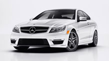 Mercedes-Benz 2014 C CLASS C63 AMG COUPE 007 MCF