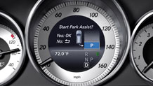 PARKTRONIC with Active Parking Assist