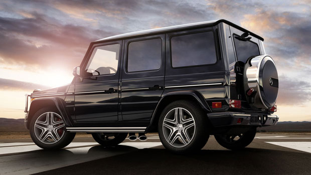 G63 AMG Luxury SUV, Off Roading, All-Wheel Drive | Mercedes-Benz