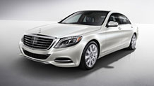 Mercedes-Benz 2014 S CLASS SEDAN 008 MCF