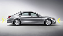 Mercedes-Benz 2014 S CLASS SEDAN 026 MCF