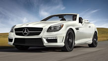 Mercedes Benz 2014 SLK CLASS SLK55 AMG ROADSTER 012 MCF