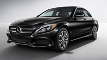 Mercedes Benz 2015 C CLASS SEDAN 010 MCF