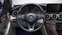 Mercedes Benz 2015 C CLASS SEDAN 022 MCF
