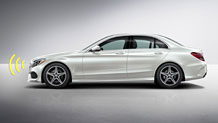Mercedes Benz 2015 C CLASS SEDAN 030 MCF