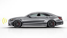 Mercedes Benz 2015 CLS CLASS CLS63 AMG COUPE 030 MCF