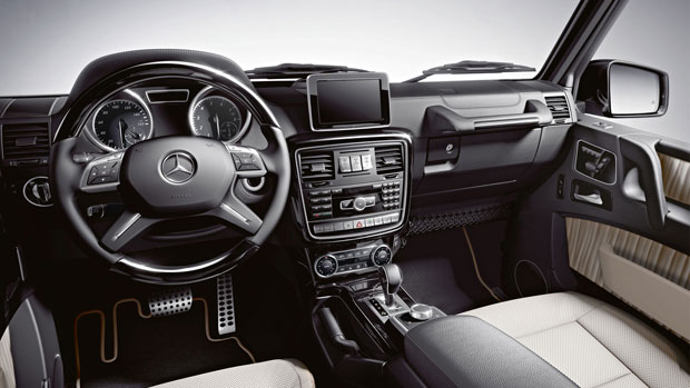 Mercedes G Wagon 2015 Price