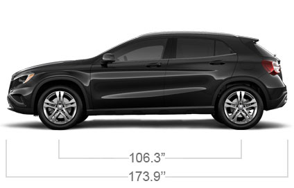2016 gla250 4matic suv mercedes benz specifications. Black Bedroom Furniture Sets. Home Design Ideas