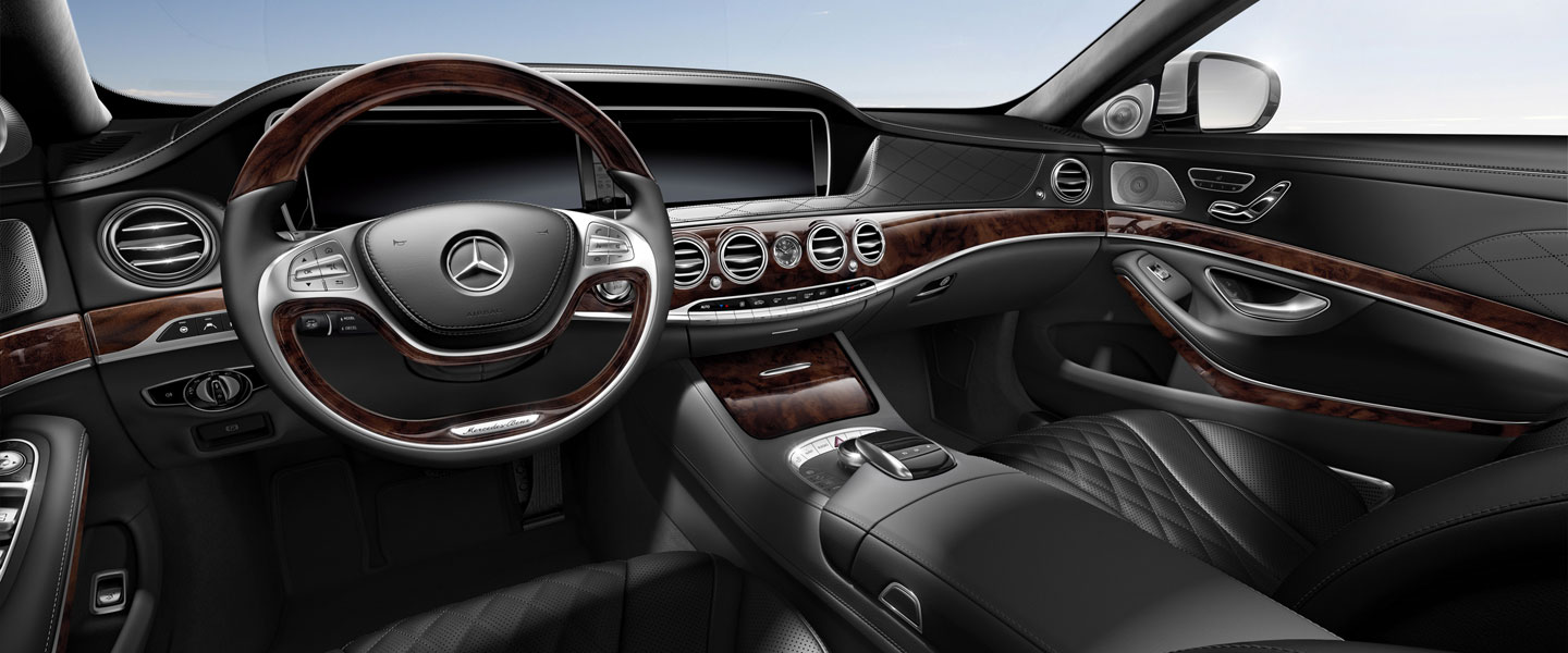 S-Class S600 Luxury Sedan | Mercedes-Benz