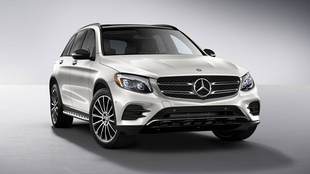 2016 glc300 4matic suv mercedes benz features. Black Bedroom Furniture Sets. Home Design Ideas
