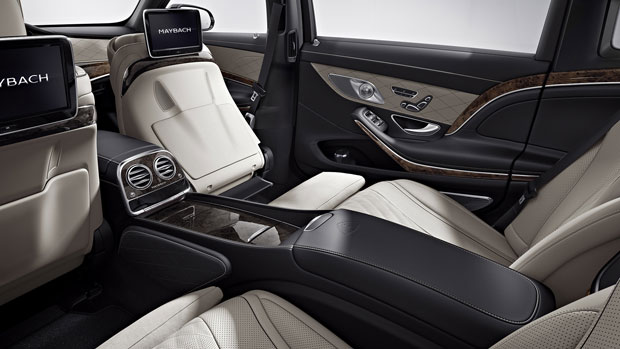 2016 Mercedes Maybach S600 Sedan Mercedes Benz Features