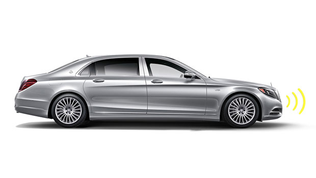 2016 mercedes maybach s600 sedan mercedes benz features for Mercedes benz collision prevention assist plus