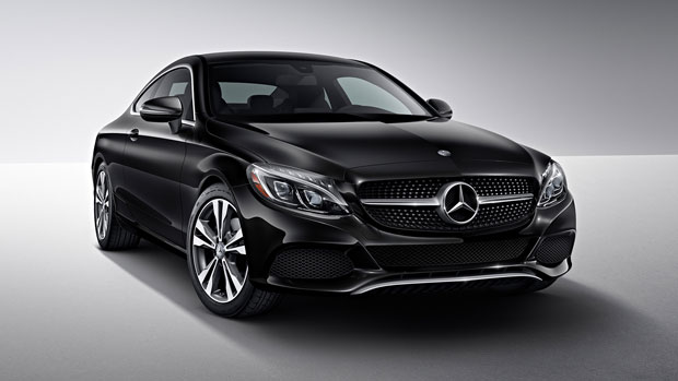 2017 c300 coupe mercedes benz features. Black Bedroom Furniture Sets. Home Design Ideas