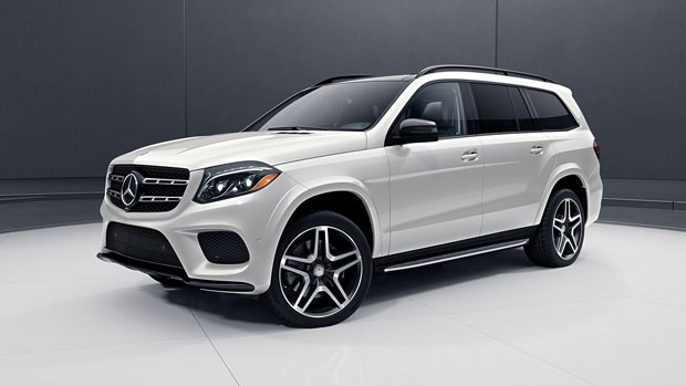 2017 gls550 4matic suv mercedes benz packages accessories for Mercedes benz suv models