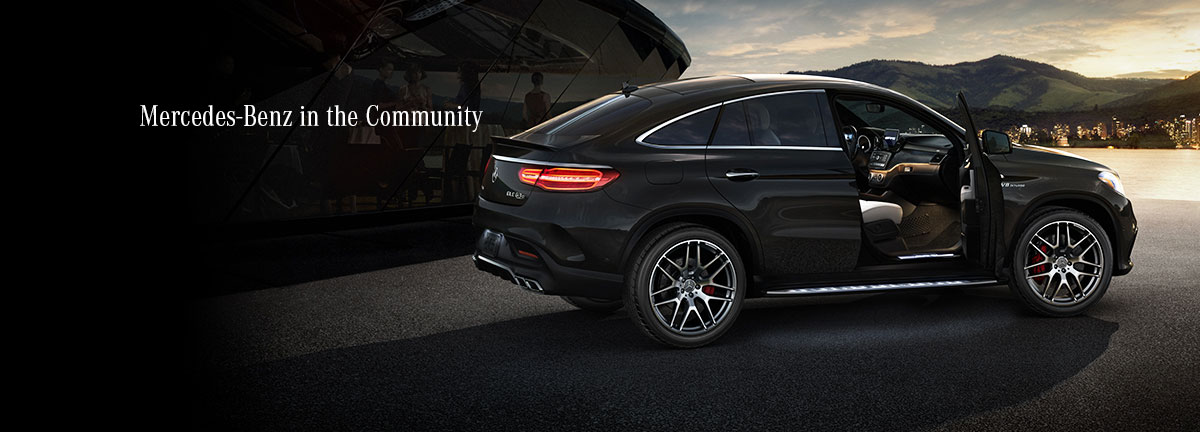 Mercedes Benz Community Events And Charity Organizations