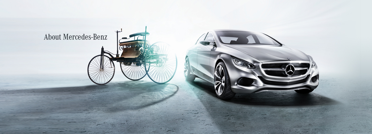 About Mercedes-Benz