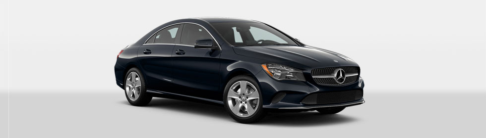 Mercedes-Benz 2014 CLA CLASS COUPE ACCESSORIES HERO