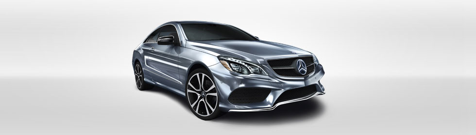 Mercedes-Benz 2014 E CLASS COUPE ACCESSORIES HERO