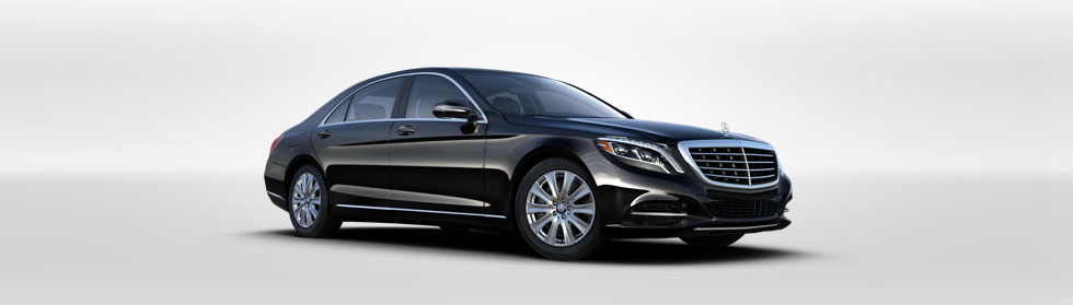 Mercedes-Benz 2014 S CLASS SEDAN ACCESSORIES HERO