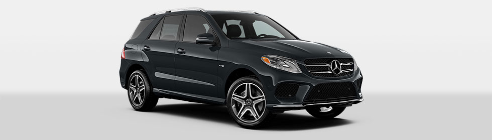 Mercedes-Benz 2017 GLE GLE43 AMG SUV ACCESSORY HERO