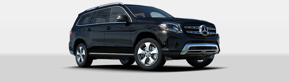 Mercedes-Benz 2017 GLS GLS450 SUV ACCESSORY HERO