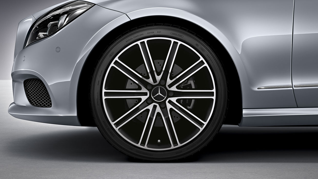 Mercedes-Benz 2016 CLS CLASS COUPE 098 MCFO R