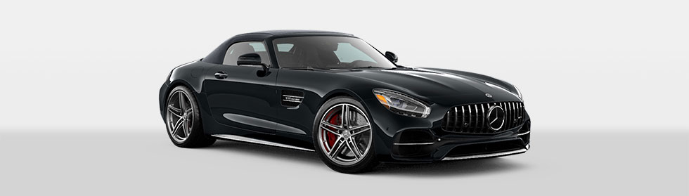 Mercedes-Benz 2018 AMG GT ROADSTER GT C ACCESSORY HERO
