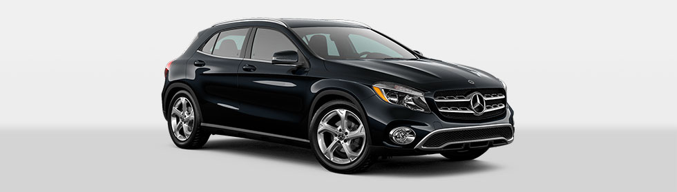 Mercedes-Benz 2018 GLA GLA250 ACCESSORY HERO