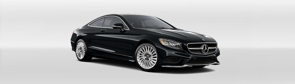 Mercedes-Benz 2018 S560 COUPE ACCESSORY HERO