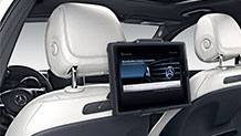 Mercedes-Benz BYO DIA MOUNT TABLET DA MCF