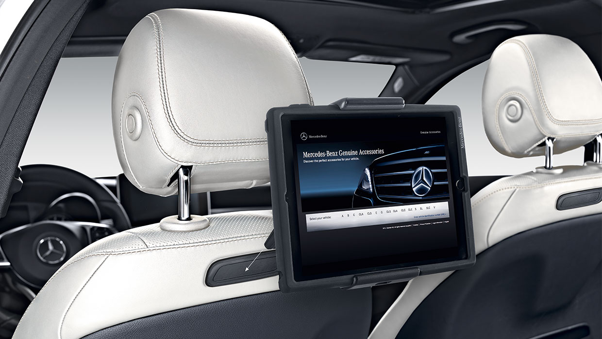 Mercedes-Benz BYO DIA MOUNT TABLET DA MCFO R