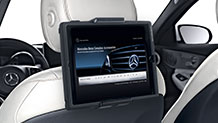 Mercedes-Benz BYO DIA MOUNT TABLET MCF