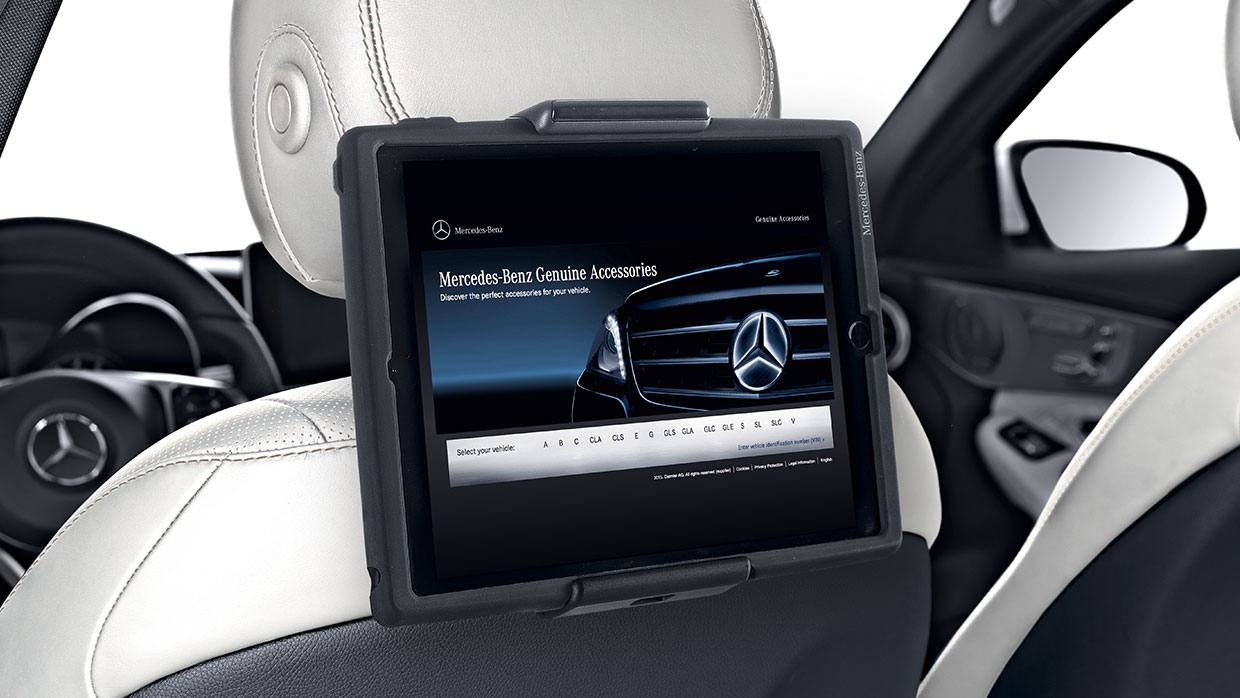 Mercedes-Benz BYO DIA MOUNT TABLET MCFO R