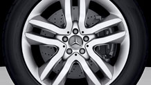 Mercedes-Benz 2018 WHEELS BQ6400148 MCF