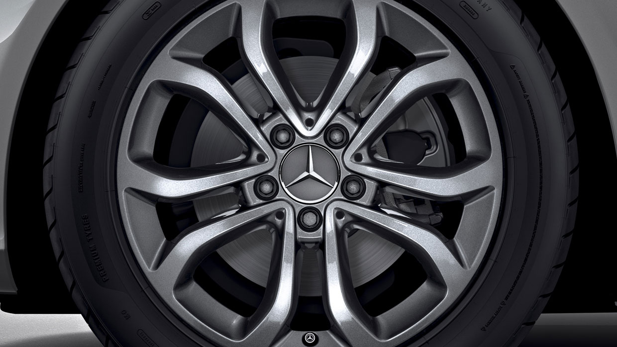 Mercedes-Benz 2018 WHEELS BQ6400153 MCFO R