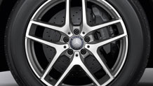 Mercedes-Benz 2018 WHEELS BQ6400160 MCF