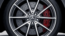 Mercedes-Benz 2018 WHEELS BQ8409048 BQ8409049 MCF