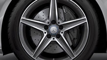 Mercedes-Benz 2018 WHEELS BQ8409051 MCF