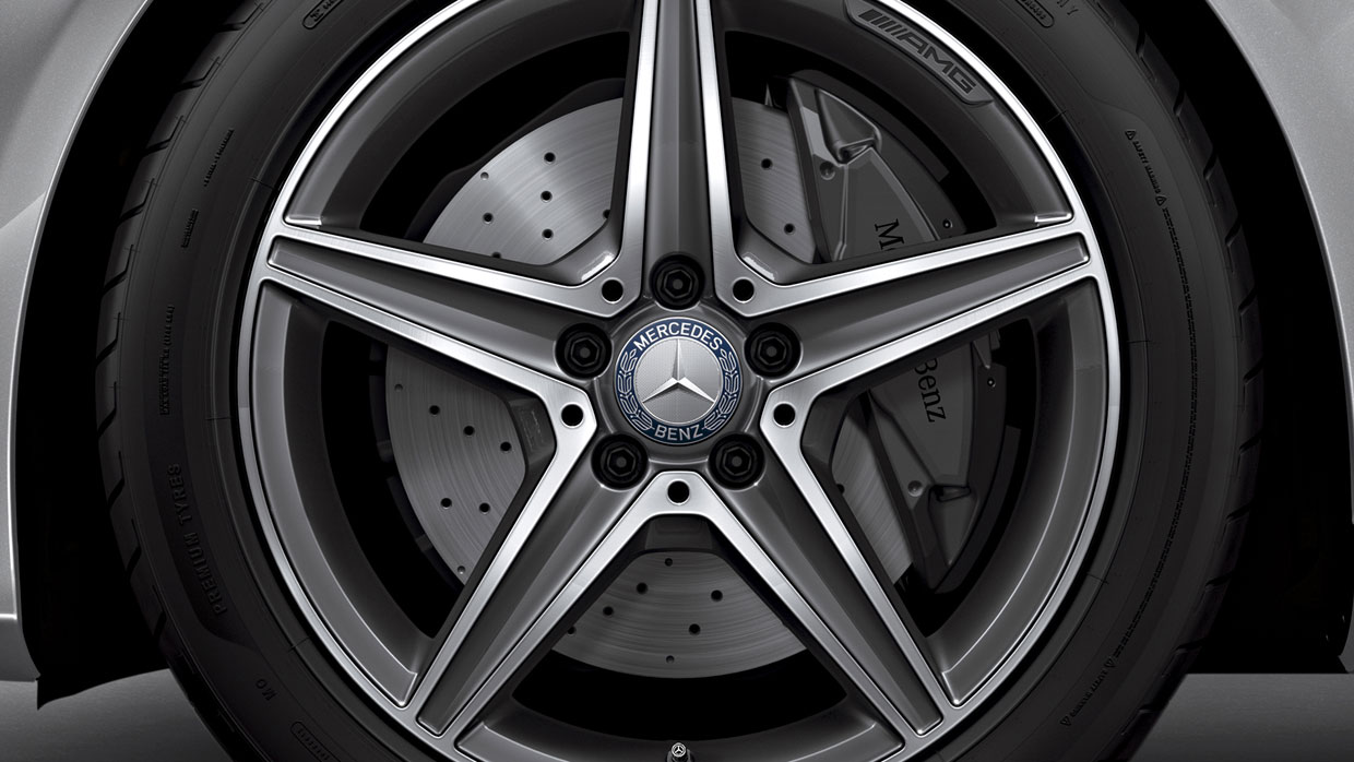 Mercedes-Benz 2018 WHEELS BQ8409051 MCFO R