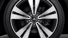 Mercedes-Benz 2018 WHEELS BQ8409052 BQ8409053 MCF