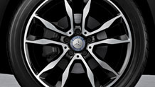 Mercedes-Benz 2018 WHEELS BQ8409059 MCF