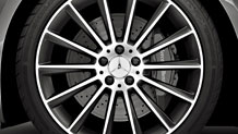 Mercedes-Benz 2018 WHEELS BQ8409060 BQ8409061 MCF